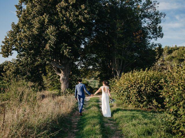 Le mariage de Mickael et Audrey à Cucuron, Vaucluse 130