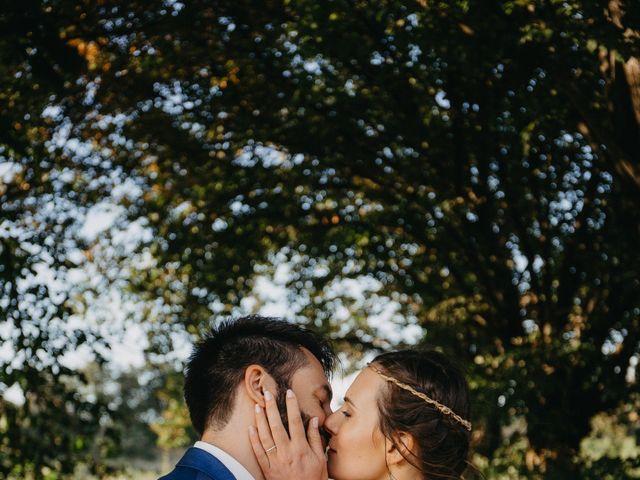 Le mariage de Mickael et Audrey à Cucuron, Vaucluse 132