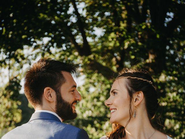 Le mariage de Mickael et Audrey à Cucuron, Vaucluse 133