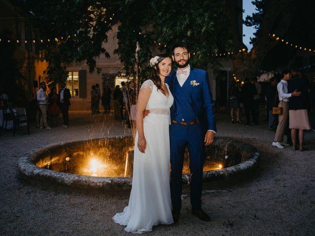 Le mariage de Mickael et Audrey à Cucuron, Vaucluse 150