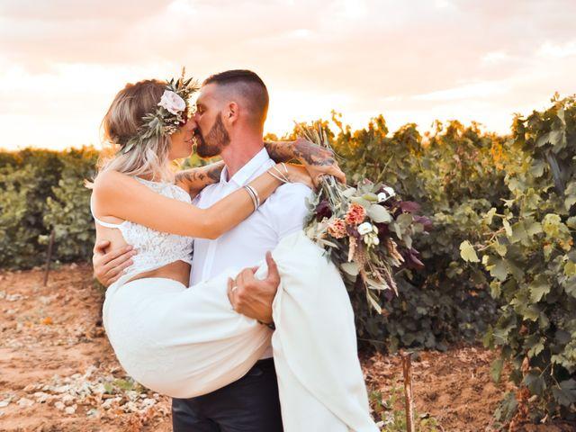 Le mariage de Samantha et Miguel