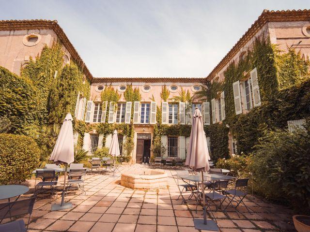 Le mariage de Miguel et Samantha à Pomérols, Hérault 3
