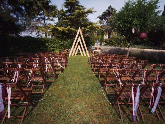 Le mariage de Miguel et Samantha à Pomérols, Hérault 4