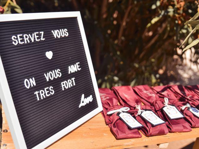 Le mariage de Miguel et Samantha à Pomérols, Hérault 10