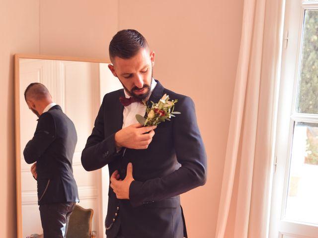 Le mariage de Miguel et Samantha à Pomérols, Hérault 15