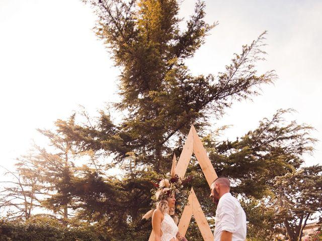 Le mariage de Miguel et Samantha à Pomérols, Hérault 20