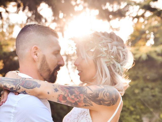 Le mariage de Miguel et Samantha à Pomérols, Hérault 24