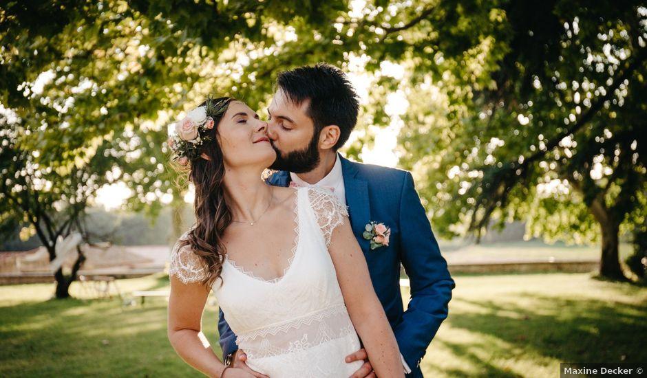 Le mariage de Mickael et Audrey à Cucuron, Vaucluse