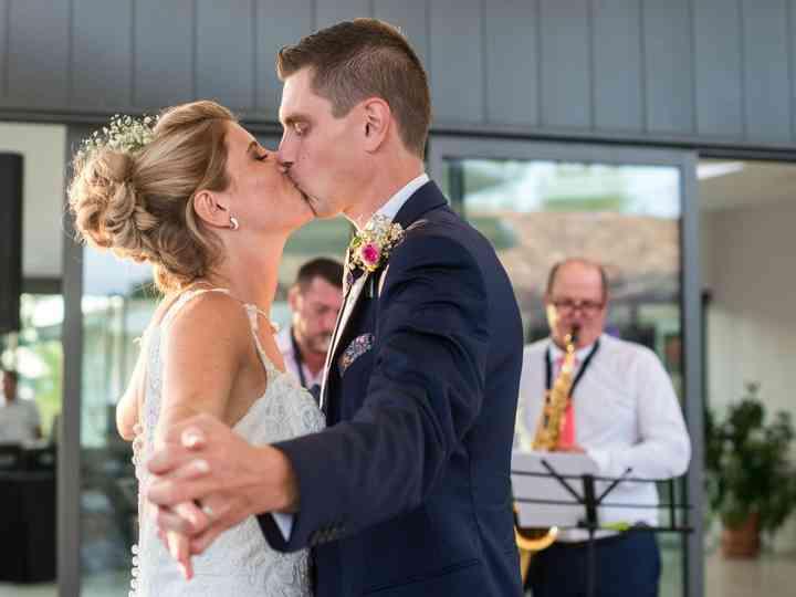 Le mariage de Camille et Julien