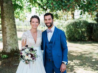 Le mariage de Marion et Mickael