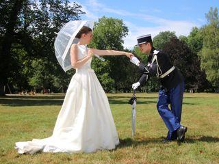 Le mariage de Anne-Laurence et Sylvain 1