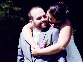 Le mariage de May-Nsia et Bruno