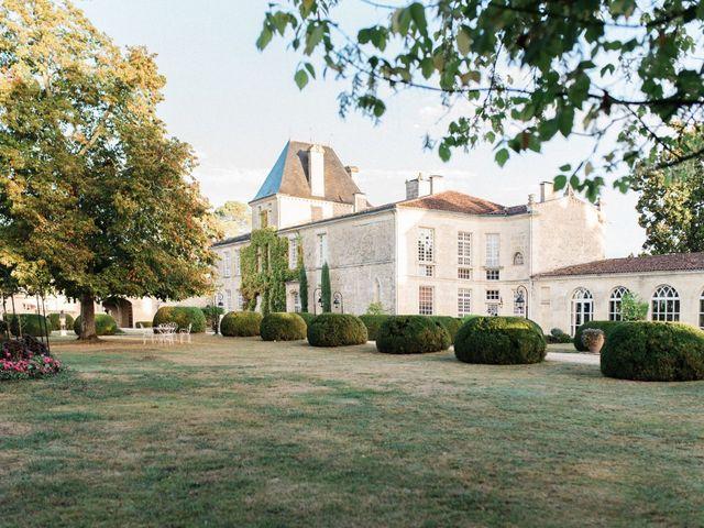 Le mariage de Mickael et Marion à Lignan-de-Bordeaux, Gironde 7