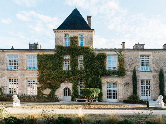 Le mariage de Mickael et Marion à Lignan-de-Bordeaux, Gironde 9