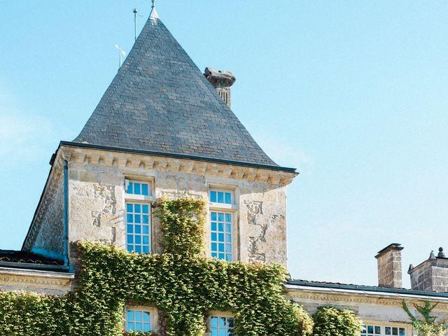Le mariage de Mickael et Marion à Lignan-de-Bordeaux, Gironde 11