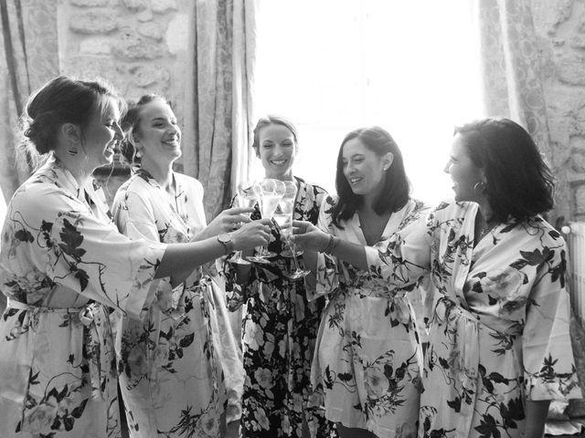 Le mariage de Mickael et Marion à Lignan-de-Bordeaux, Gironde 30