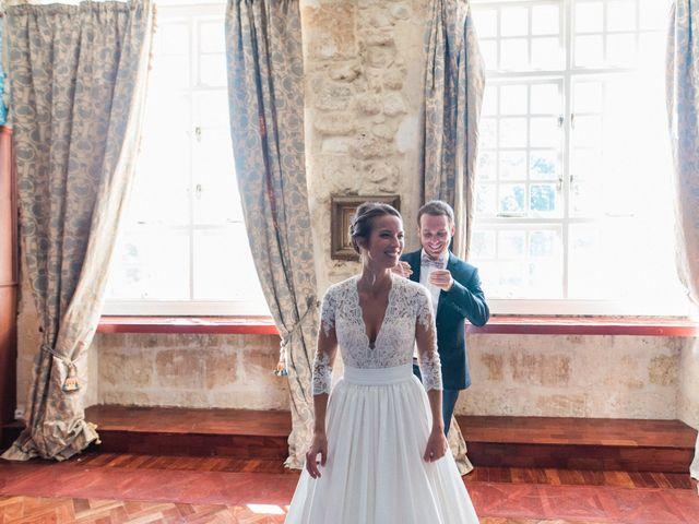 Le mariage de Mickael et Marion à Lignan-de-Bordeaux, Gironde 44