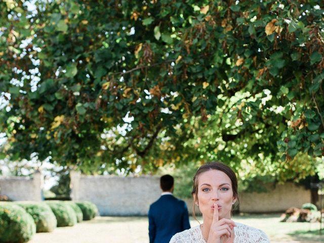 Le mariage de Mickael et Marion à Lignan-de-Bordeaux, Gironde 47