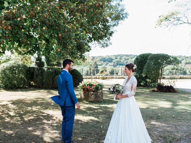 Le mariage de Mickael et Marion à Lignan-de-Bordeaux, Gironde 48