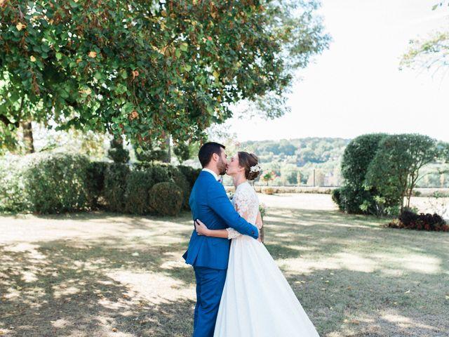 Le mariage de Mickael et Marion à Lignan-de-Bordeaux, Gironde 49