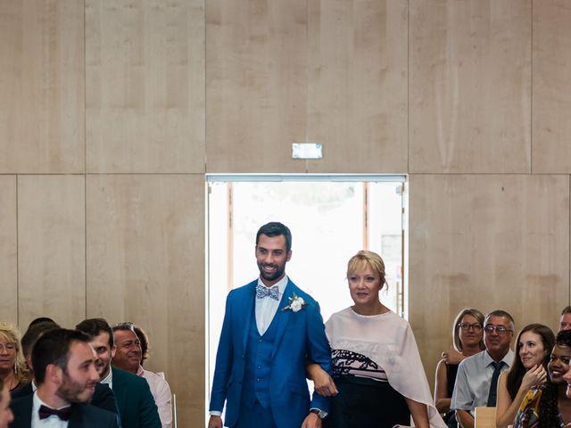 Le mariage de Mickael et Marion à Lignan-de-Bordeaux, Gironde 52