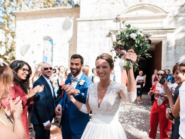 Le mariage de Mickael et Marion à Lignan-de-Bordeaux, Gironde 85