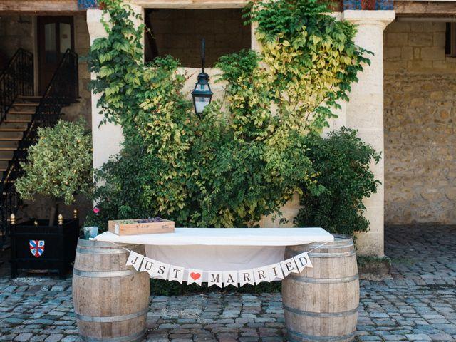 Le mariage de Mickael et Marion à Lignan-de-Bordeaux, Gironde 90
