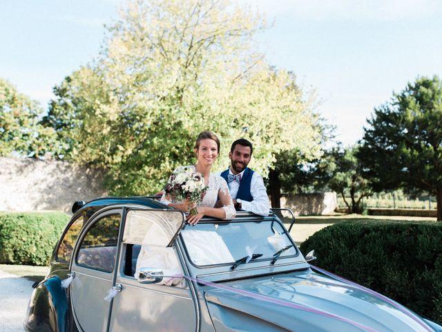 Le mariage de Mickael et Marion à Lignan-de-Bordeaux, Gironde 91
