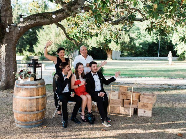 Le mariage de Mickael et Marion à Lignan-de-Bordeaux, Gironde 95