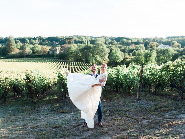 Le mariage de Mickael et Marion à Lignan-de-Bordeaux, Gironde 96
