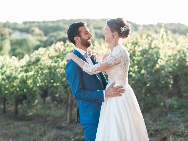 Le mariage de Mickael et Marion à Lignan-de-Bordeaux, Gironde 98