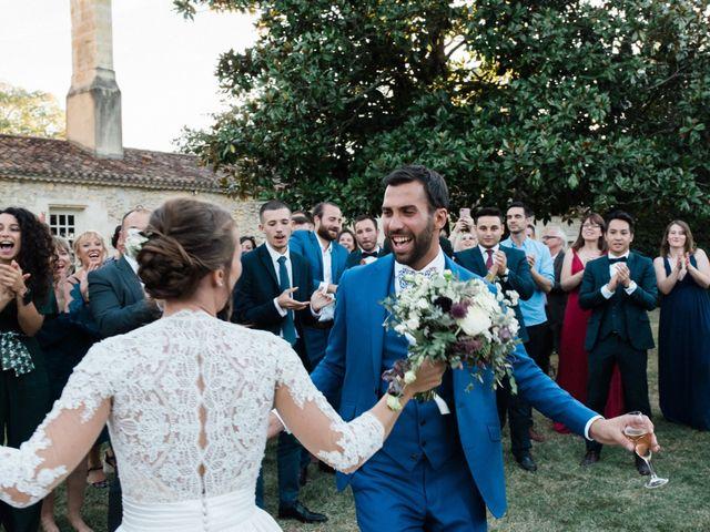 Le mariage de Mickael et Marion à Lignan-de-Bordeaux, Gironde 105