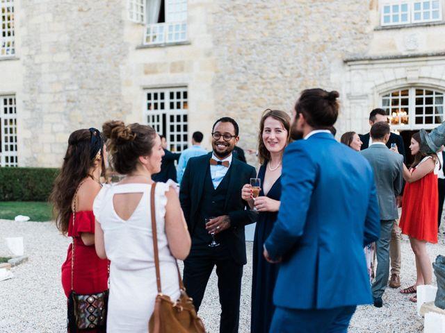 Le mariage de Mickael et Marion à Lignan-de-Bordeaux, Gironde 111