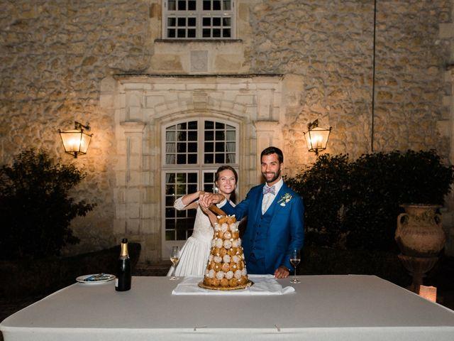 Le mariage de Mickael et Marion à Lignan-de-Bordeaux, Gironde 117
