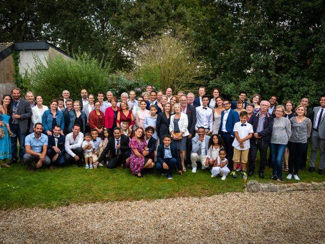 Le mariage de muller et Noelle à Guérande, Loire Atlantique 47