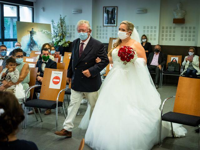 Le mariage de muller et Noelle à Guérande, Loire Atlantique 110
