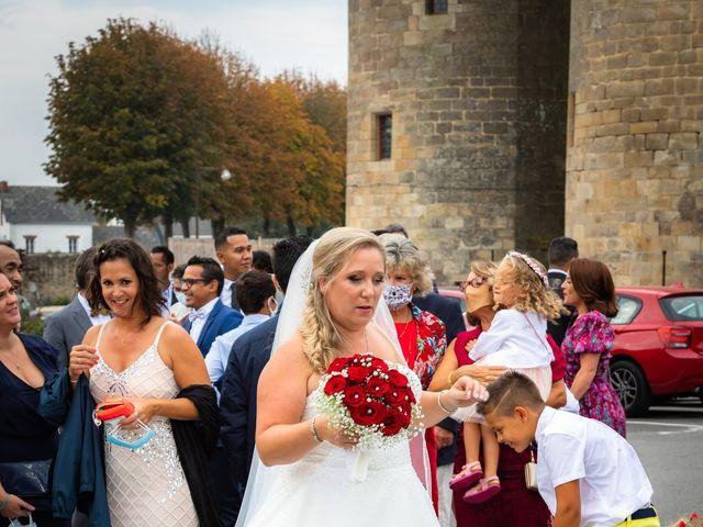 Le mariage de muller et Noelle à Guérande, Loire Atlantique 111