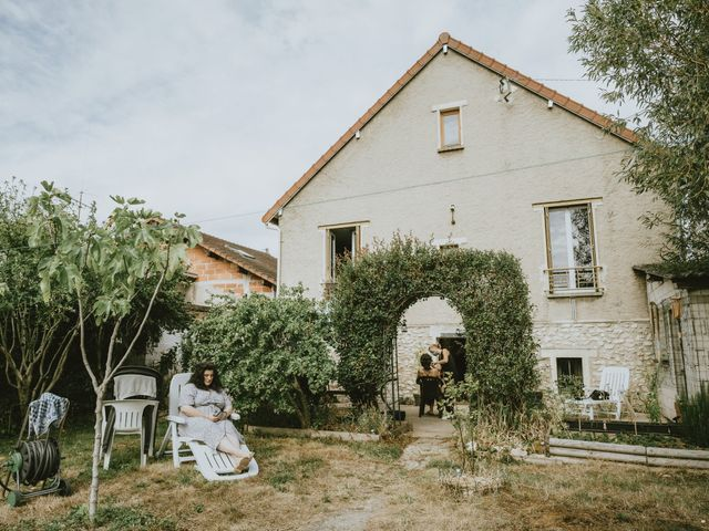 Le mariage de Simone et Lydiane à Paris, Paris 27