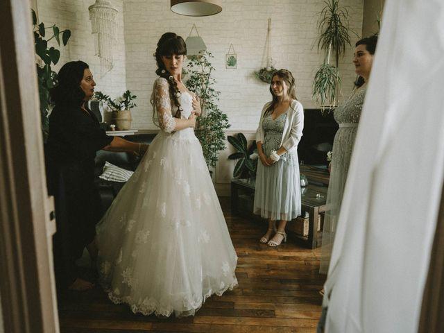 Le mariage de Simone et Lydiane à Paris, Paris 60