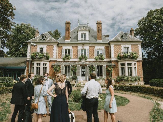 Le mariage de Simone et Lydiane à Paris, Paris 78