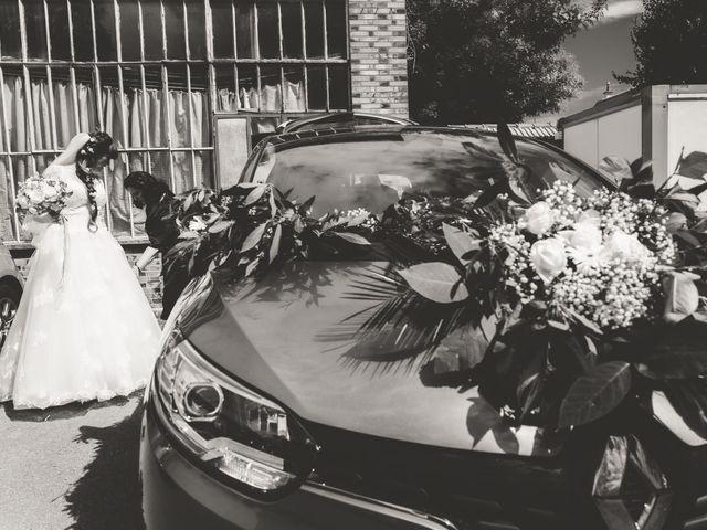 Le mariage de Simone et Lydiane à Paris, Paris 80