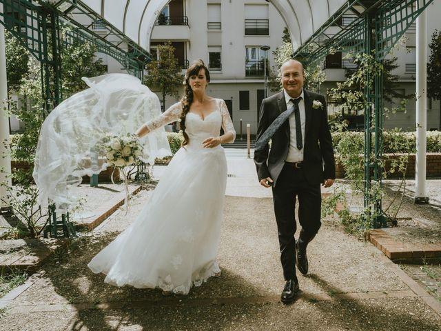 Le mariage de Simone et Lydiane à Paris, Paris 81