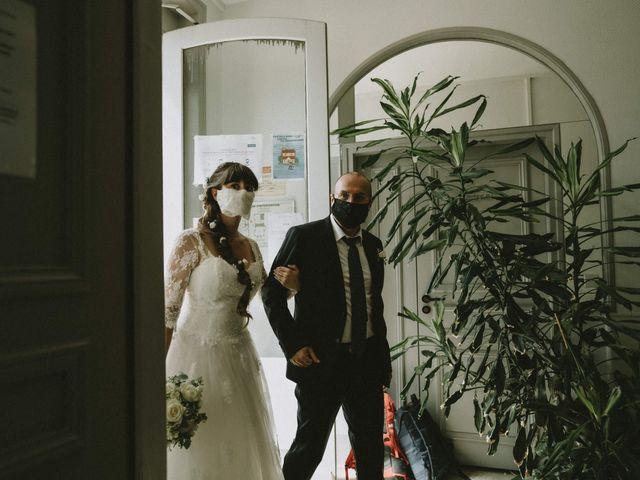 Le mariage de Simone et Lydiane à Paris, Paris 93