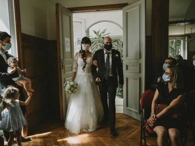 Le mariage de Simone et Lydiane à Paris, Paris 94