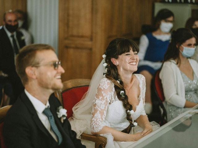 Le mariage de Simone et Lydiane à Paris, Paris 103