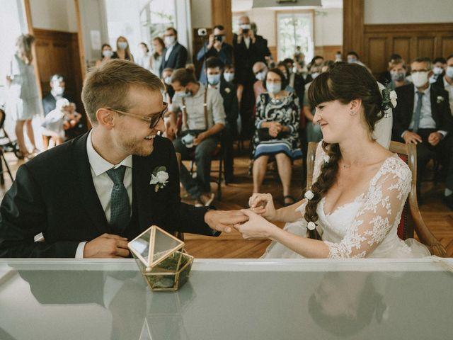 Le mariage de Simone et Lydiane à Paris, Paris 105
