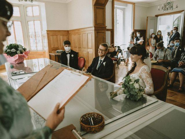 Le mariage de Simone et Lydiane à Paris, Paris 107