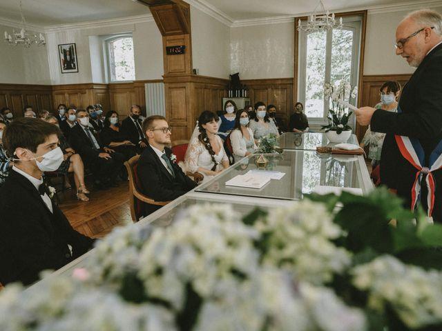 Le mariage de Simone et Lydiane à Paris, Paris 115