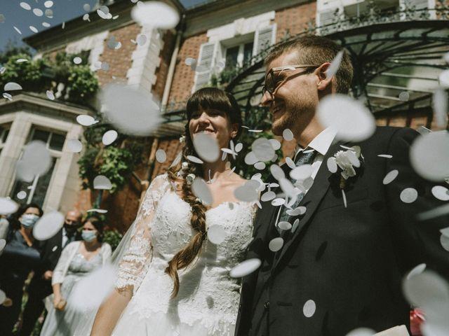 Le mariage de Simone et Lydiane à Paris, Paris 123