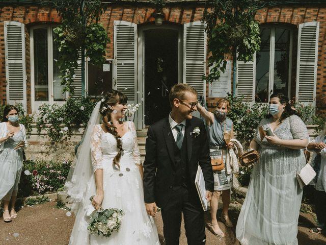 Le mariage de Simone et Lydiane à Paris, Paris 125